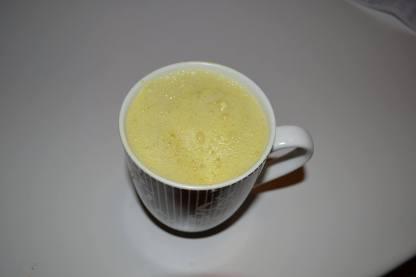 golden milk - ayurvedic beverage